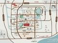龙湖·春江天玺区位图