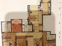 188平大平层带车位 地铁房新城公馆4室2厅3卫298万住宅