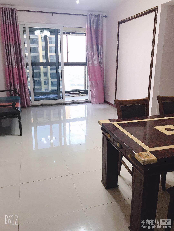 出租滨江精装修3室2厅2卫,黄金楼层,房东首次出租。