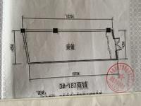 出租平湖新城吾悦广场66.34平米8900元/月商铺