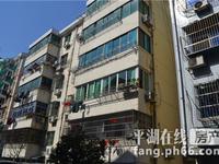 城关中学学区房 松枫新村 多层1楼80平2室2厅1卫精装修