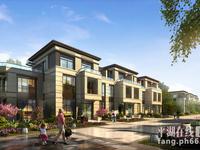 东湖河畔 唯一洋房出售 超高的房率 接近百分之百 容积率超级低
