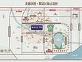 龙湖卓越·紫宸区位图