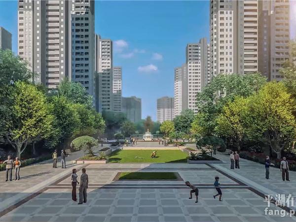 城北东福城自带商业体嘉兴学院小区门口对应学区经开政府边