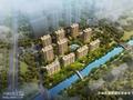 滨江·庆和苑鸟瞰图