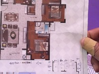 出售泛华 东福城4室2厅2卫126平米170万住宅