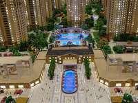 出售新城公馆3室2厅2卫137平米240万住宅