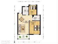 出售金色华庭2室2厅1卫89平米,精装,132万住宅