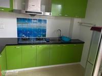 出租金色华庭2室2厅1卫89平米2400元/月住宅精装有钥匙看房方便