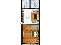 出售东升南区1室1厅1卫43平米68.8万住宅带车库7.8平