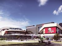 新仓美树商业中心,唯一商业中心,周围配套齐全。