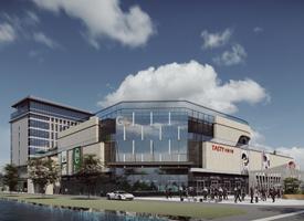 新仓美树商业中心