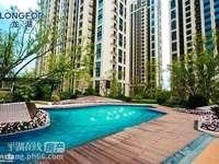 龙湖春江郦城 全新现房 边套 景观房 送车位