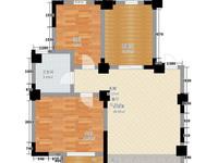 皇都佳苑2室2厅1卫