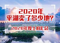 平湖2020土拍汇总