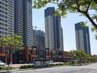 泛华东福城 边套 三开间朝南 双阳台 超高得房率自带商业体系 有钥匙 可看房