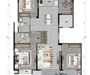 有容 建面约152㎡ 4房2卫
