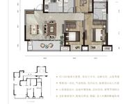 荣安林语湖苑102平户型好,楼层好,采光视野好,加送车位,价格我们帮您谈。