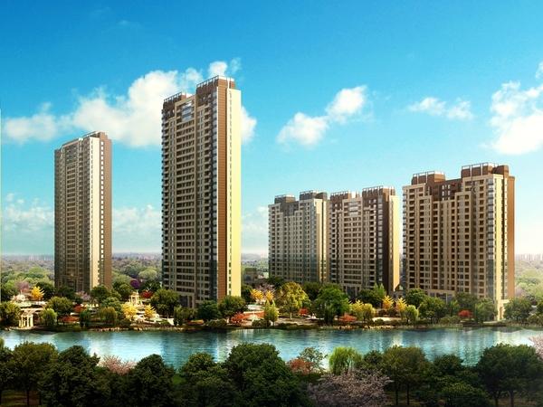 a御珑湾三期,33楼,102平,全新毛坯,3房2卫,送车位,176万,有钥匙